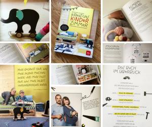 """Kreatives Kinderzimmer – Das perfekte Buch für """"Selbermacher"""""""